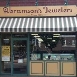 Abramson s jewelers jewelry 449 broadway bayonne nj phone number yelp - Reparation telephone bayonne ...