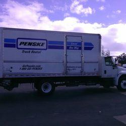 Penske hayward truck rental