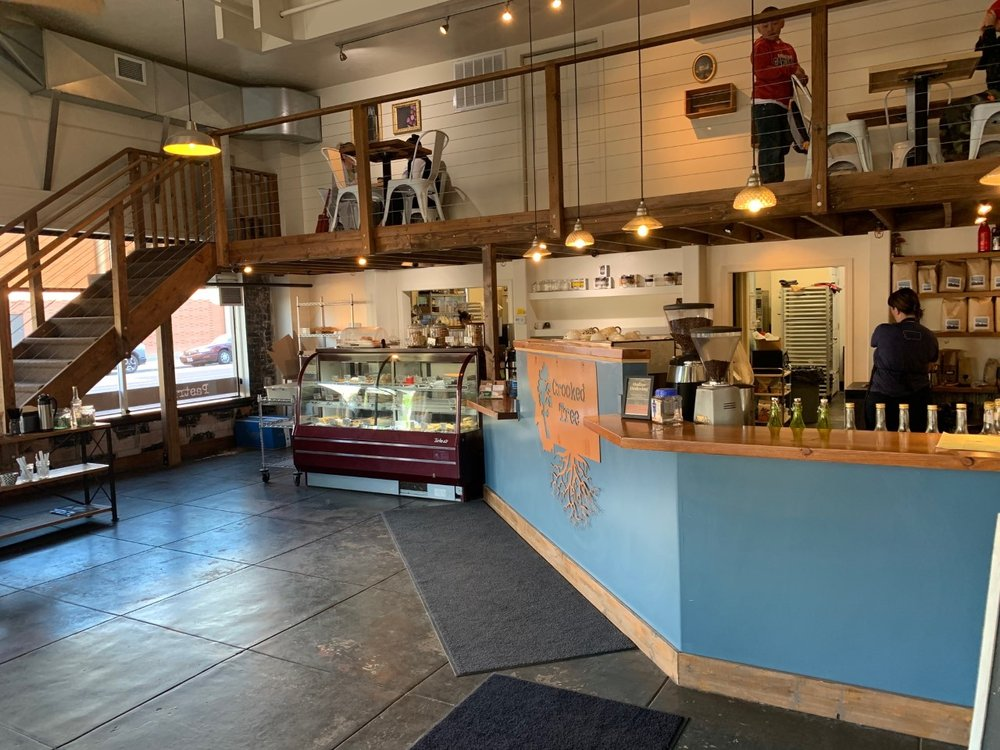 Social Spots from Crooked Tree Coffee & Cakes