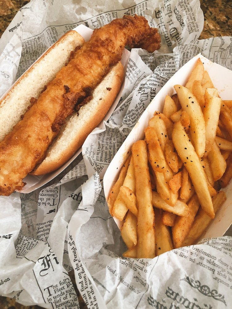 Off the Hook Fish Fry: 1599 Union St, Schenectady, NY