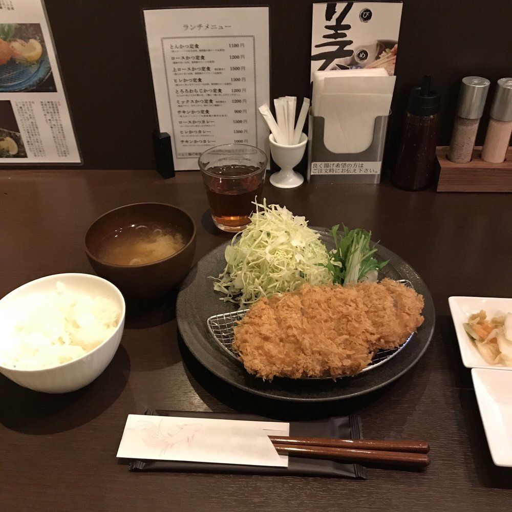 Tonkatsu Harinoyama
