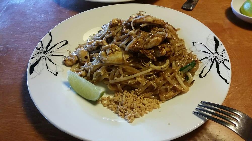 Thai Food Near Las Vegas Airport
