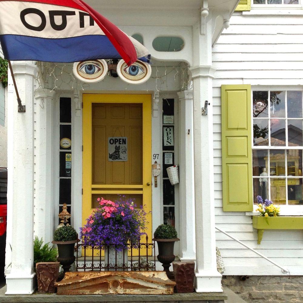Amanda Bury Antiques: 97 Albany St, Cazenovia, NY