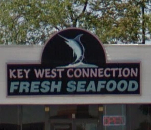 Key west connection seafood markets 1540 wade hampton for Fish market greenville sc