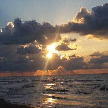 Photo Of Ocean Village Hotel Surfside Beach Tx United States Sunrise