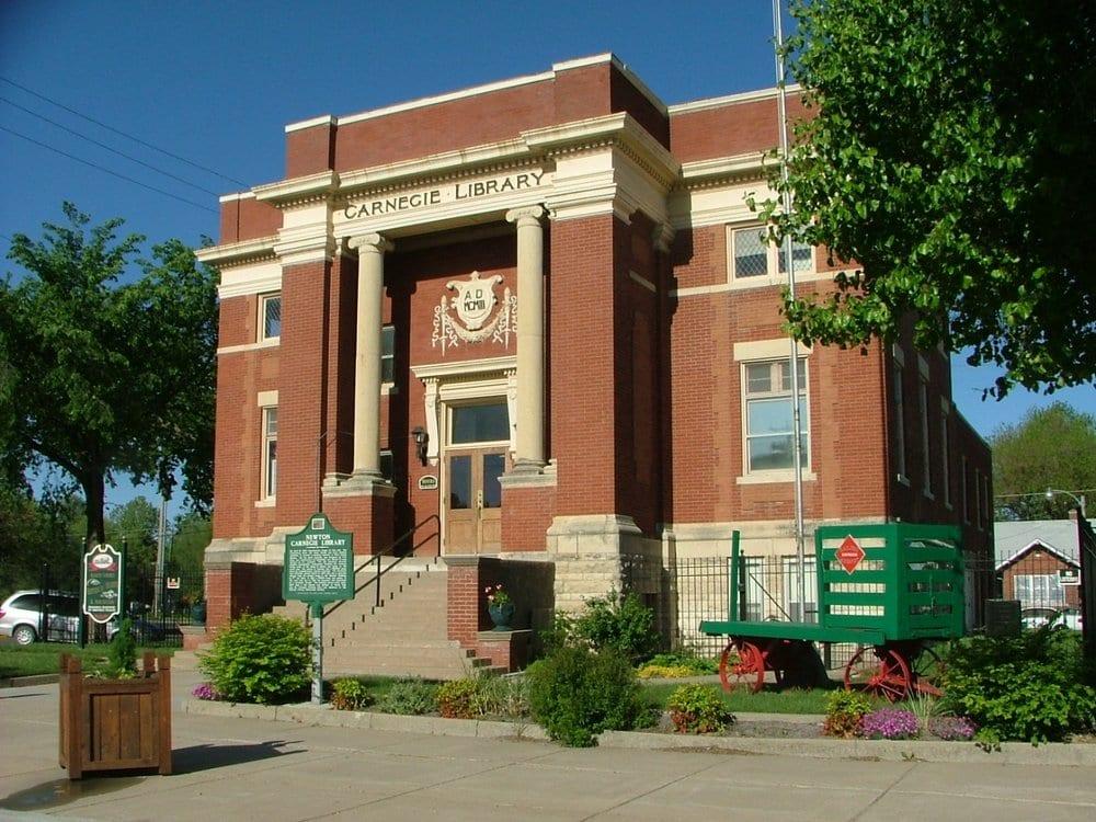 Harvey County Historical Society: 203 N Main St, Newton, KS
