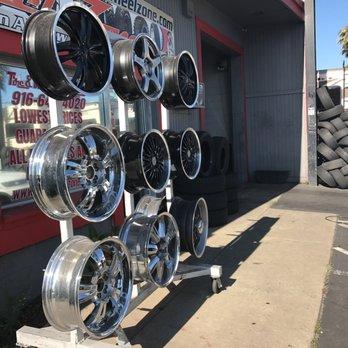 Tire Wheel Zone 99 Photos 82 Reviews Tires 1917 El Camino