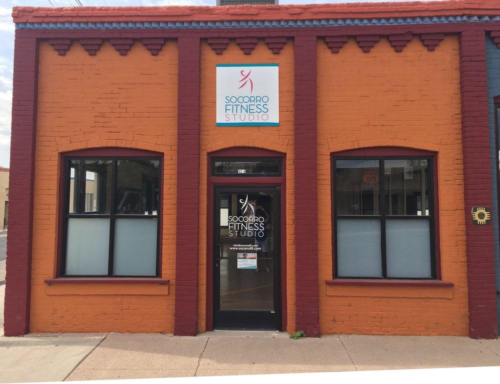 Socorro Fitness Studio: 124 Manzanares Ave, Socorro, NM