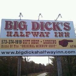 dicks halfway inn