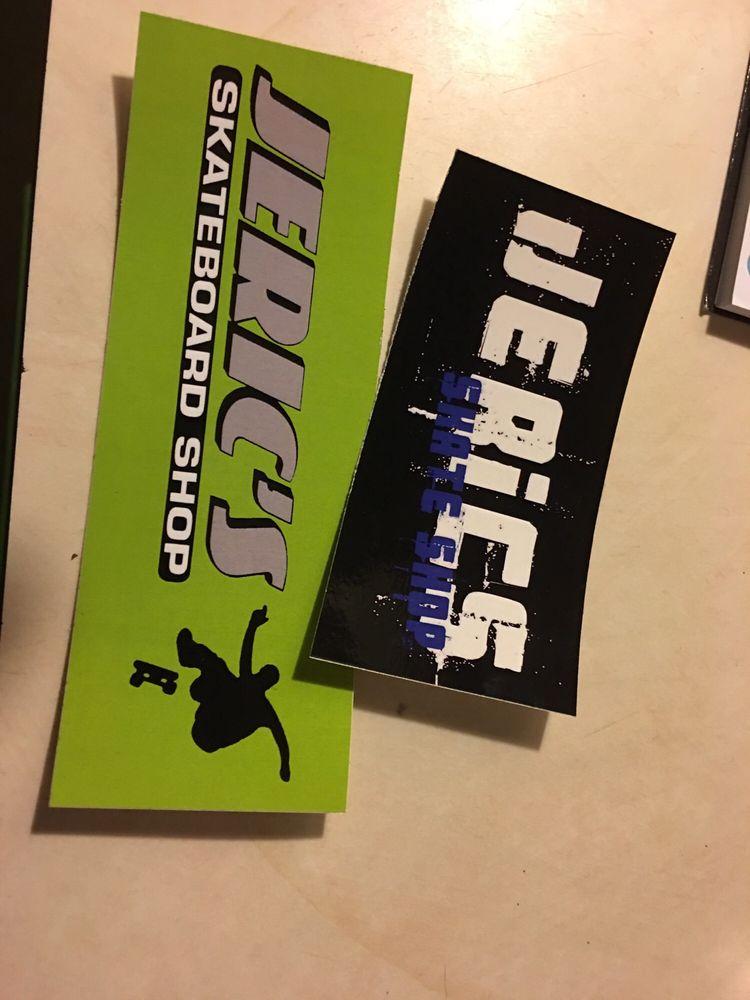 Jeric's Skateboard Shop: 2359 Plainfield Rd, Crest Hill, IL