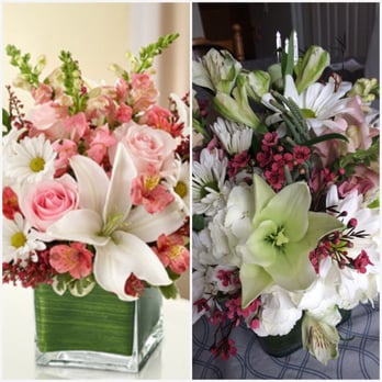 Photo of Flowers of Charlotte - Charlotte, NC, United States. What I ordered
