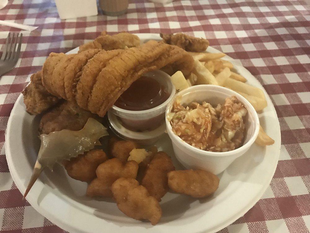 Lake Todd Fish Camp: 5905 Alexander Rd, Concord, NC