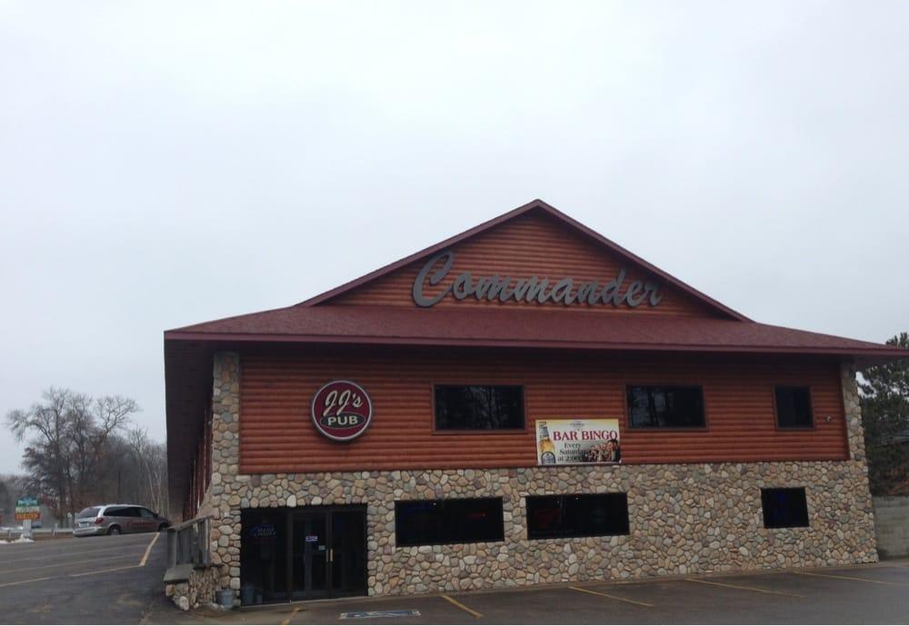 Jj's Pub: 30279 Airport Rd, Pequot Lakes, MN