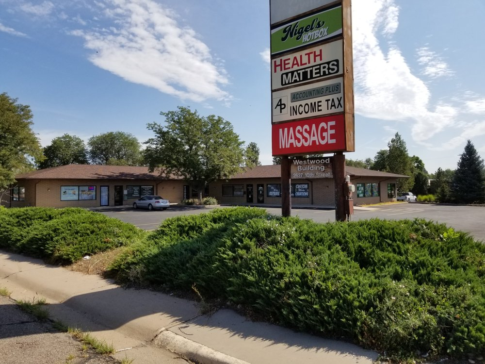 Asian Star Massage: 2627 10th St, Greeley, CO