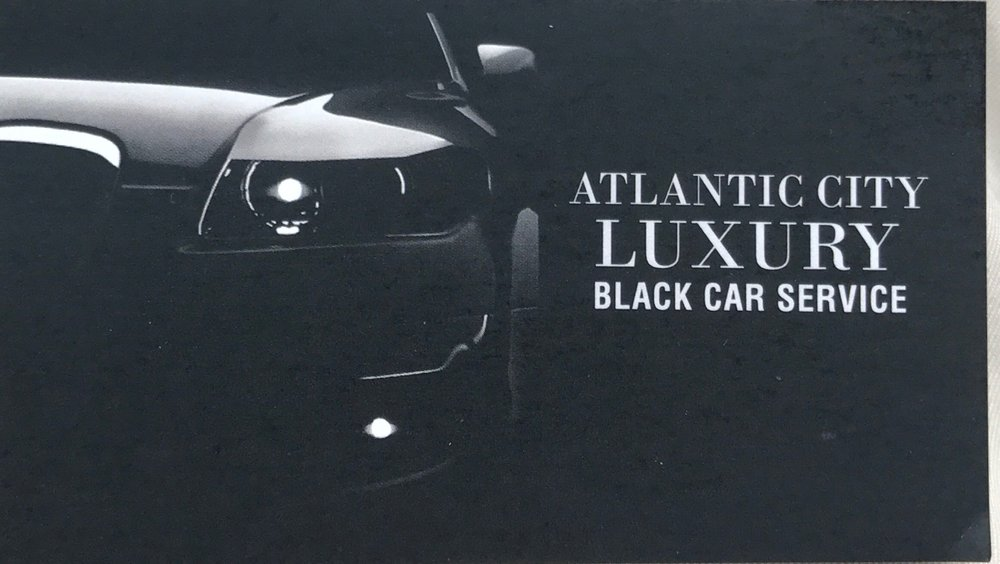 Atlantic City Luxury Black Car Service