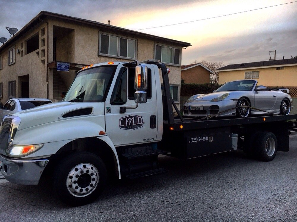 Towing business in Commerce, CA