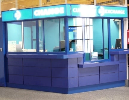 Ice international currency exchange currency exchange aéroport