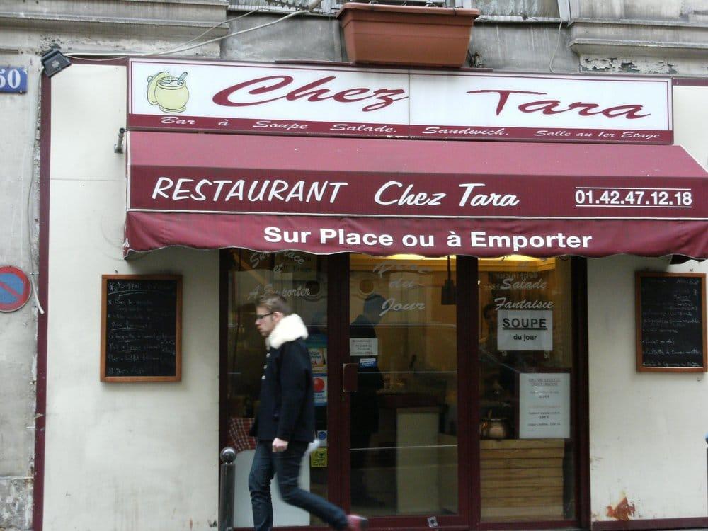 Chez tara french 50 rue de chabrol strasbourg st for Cuisine 50 rue condorcet