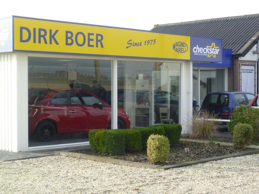 Garage Nieuw Vennep : Autobedrijf dirk boer auto repair t kabel 90 nieuw vennep