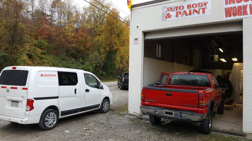 Dedicated Auto Body & Paint: 3430 Chesterfield Ave, Charleston, WV