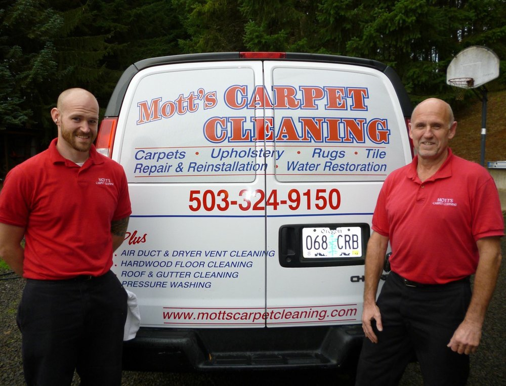 Mott's Carpet Cleaning: Banks, OR