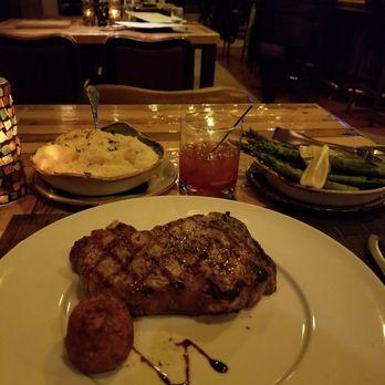 Photo Of Hunt Club Steakhouse Lake Geneva Wi United States Kansas City
