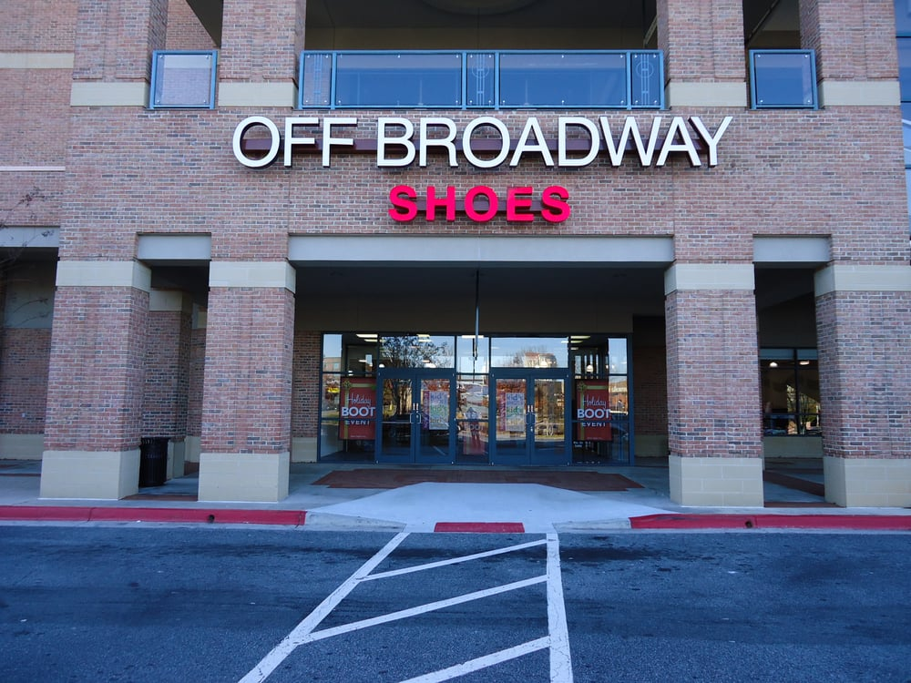 Off Broadway Shoes Salaries trends. 11 salaries for 6 jobs at Off Broadway Shoes in Atlanta. Salaries posted anonymously by Off Broadway Shoes employees in Atlanta.