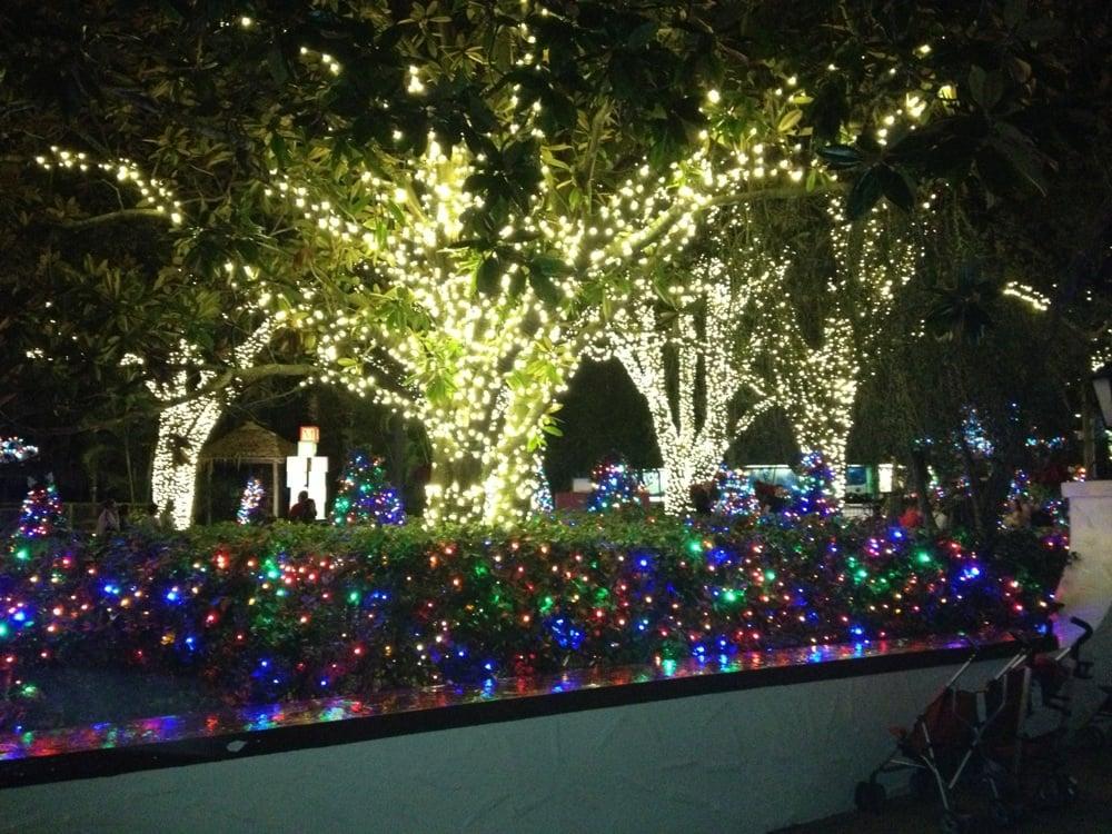 Photos for christmas town busch gardens yelp - Busch gardens tampa christmas town ...