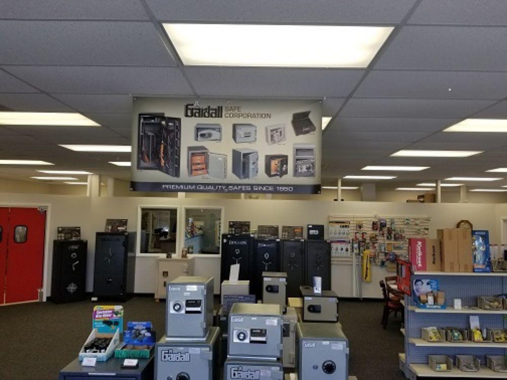 Spencer's Safe & Lock Service: 46000 Old Ox Rd, Sterling, VA