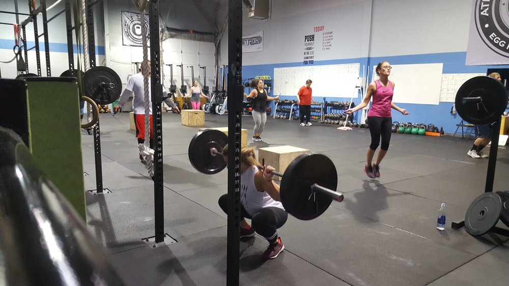 Atlantic County Fitness