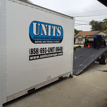 Photo of UNITS Moving u0026 Portable Storage - Poway CA United States & UNITS Moving u0026 Portable Storage - 21 Photos u0026 44 Reviews - Movers ...