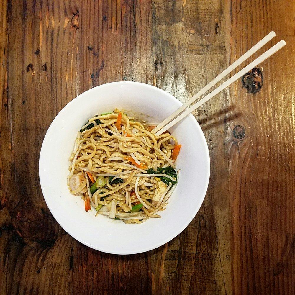 Toss Noodle Bar: 2272 Shattuck Ave, Berkeley, CA