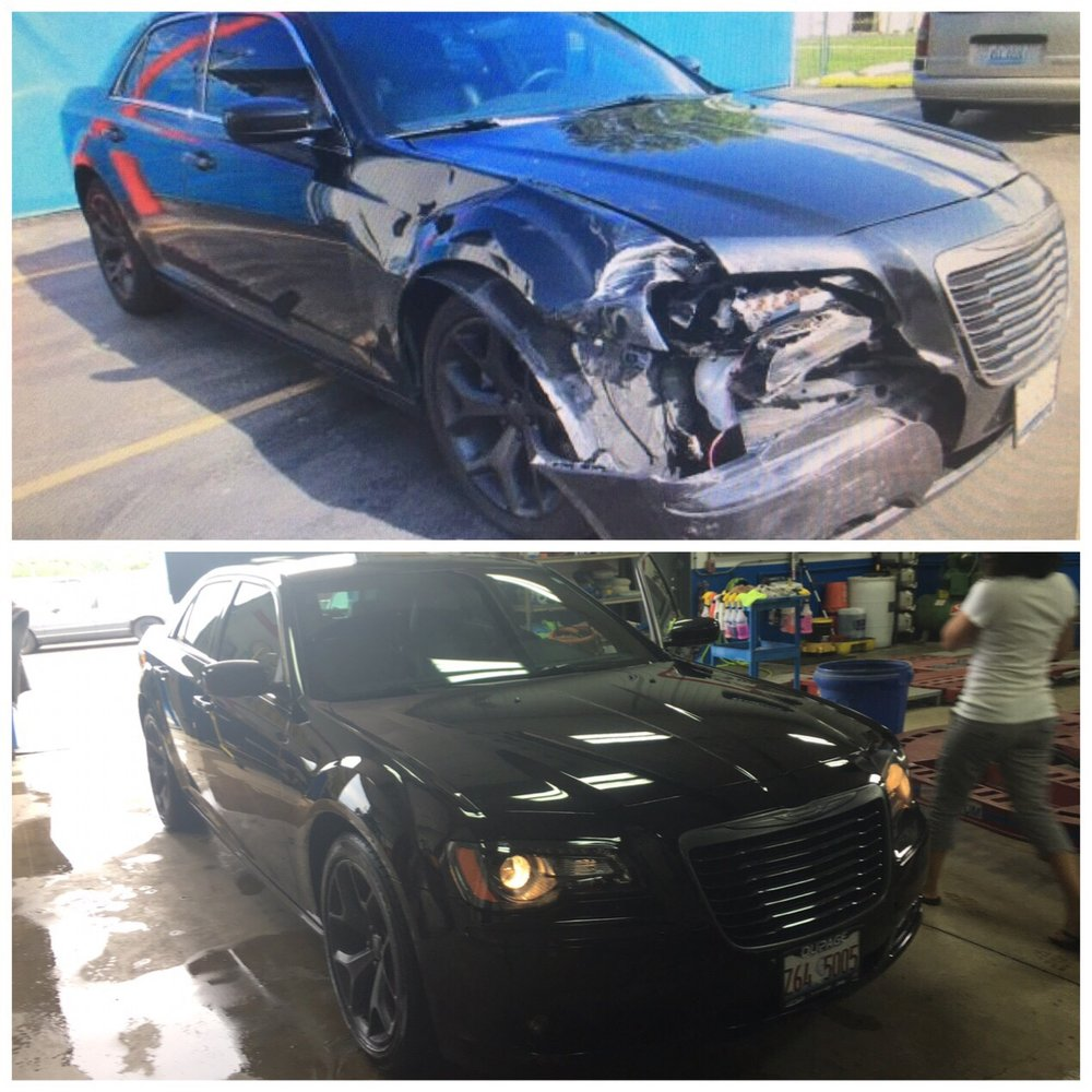 2013 Chrysler 300 With Frame, Body Panel And Light Fixture