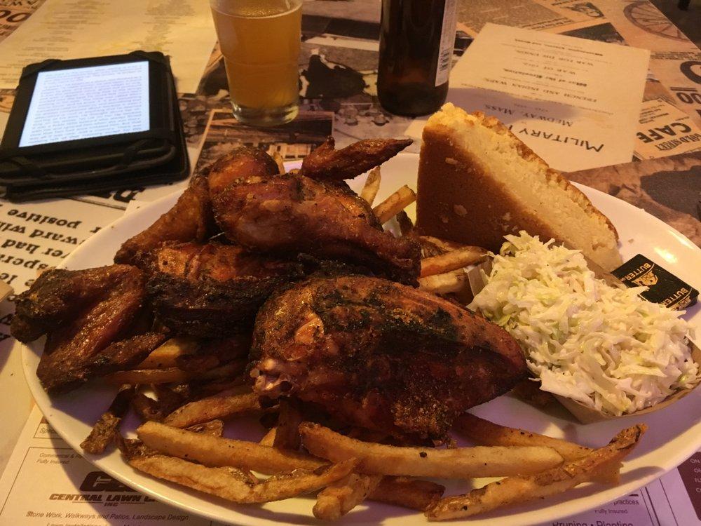 PJ's Smoke & Grill: 112 Main St, Medway, MA