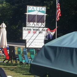 Amazing Photo Of Patio Barn   Amherst, NH, United States. The Patio Barn Sign