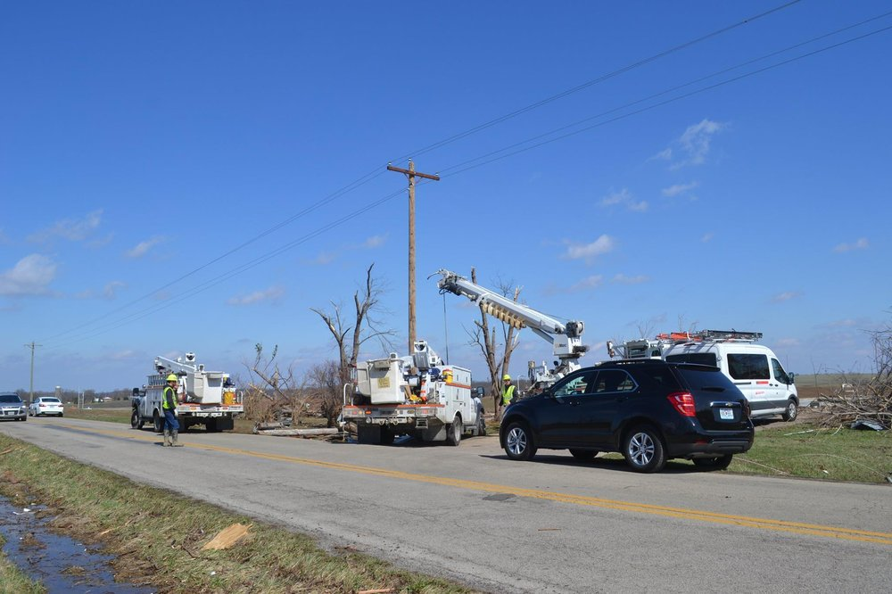 Citizens Electric: 1500 Rand Ave, Perryville, MO