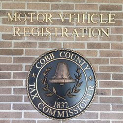 Cobb County Tag Office 20 Reviews Departments Of Motor Vehicles
