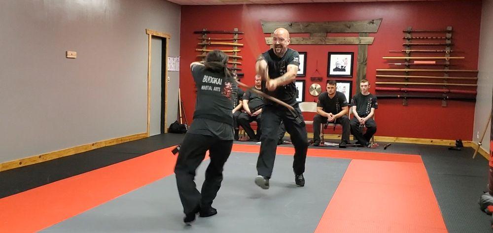 Budokai Martial Arts: 926 Ashland Rd, Mansfield, OH