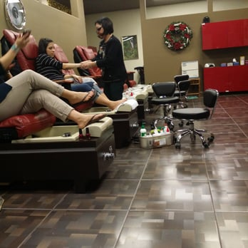 photo of kts coiffure salon sacramento ca united states 5 pedicure chairs - Salon Coiffure