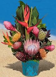 Hawaiian Magic Tropical Flowers: Pahoa, HI