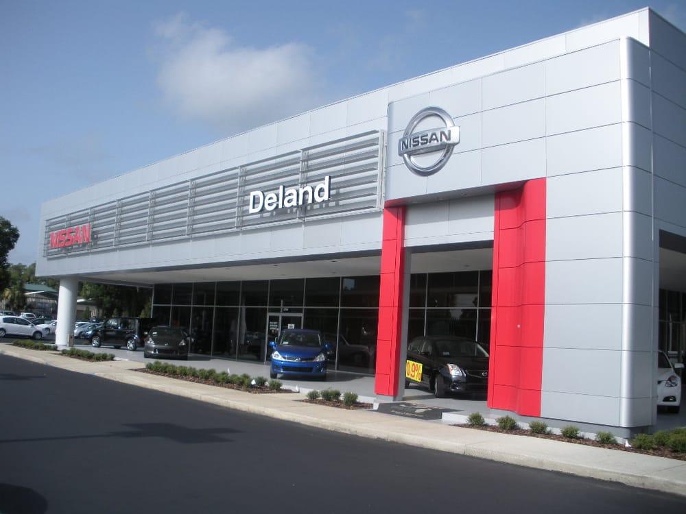 Rental Cars Deland Fl Nissan Rental Cars - Car Hire - 2600 S Woodland Blvd, Deland, FL ...