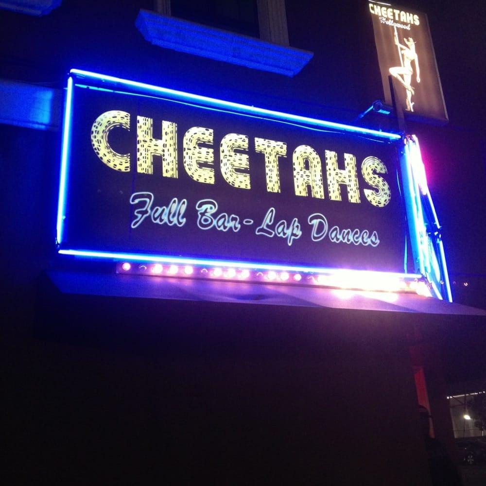 Cheetahs club los angeles ca