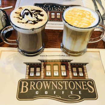 Brownstones Coffee Amityville Ny