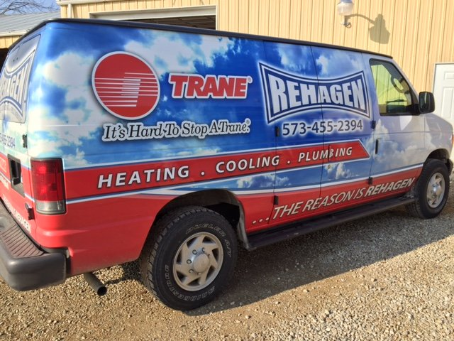 Rehagen Heating & Cooling: 2041 US Hwy 63, Westphalia, MO