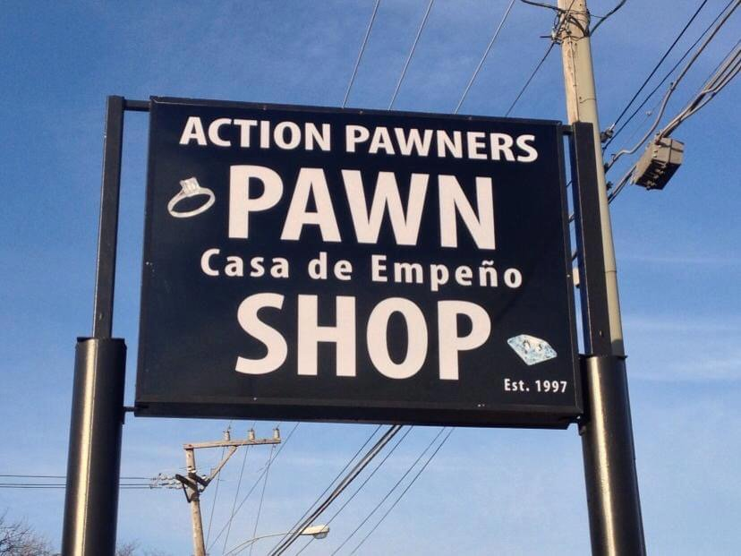 Actions Pawners & Jewelers