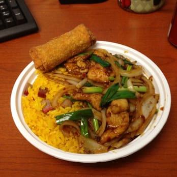 Chinese Food On Moffett Rd
