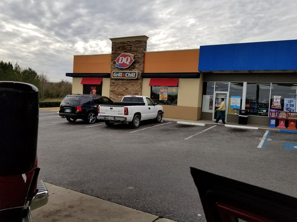 Dairy Queen Grill & Chill: 2458 SW US 221, Greenville, FL