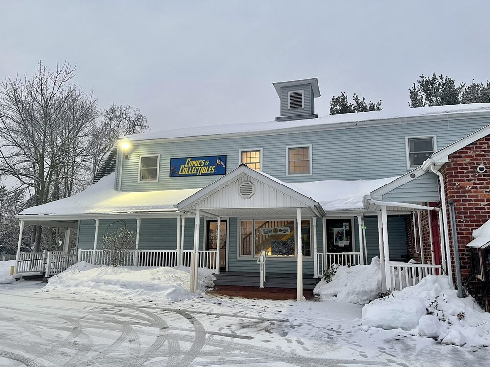 Comics and Collectibles: 50 Main St, East Hartford, CT