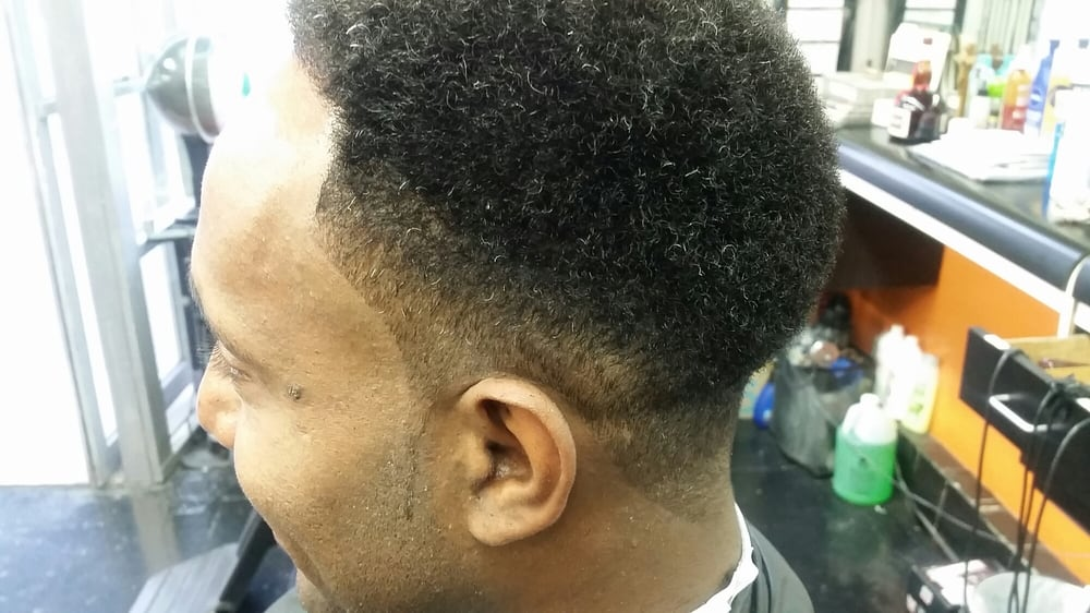 Taper Fade By Al Yelp