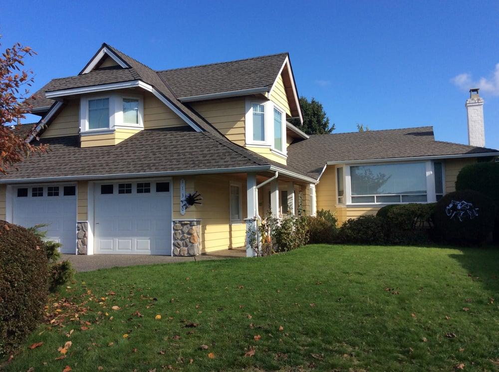 Residential Cedar Conversion Using Gaf Timberlinehd
